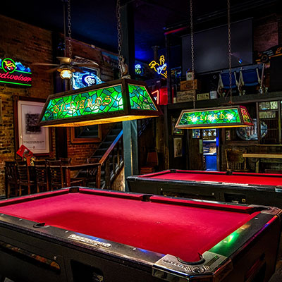 Sports Bars and Night Life