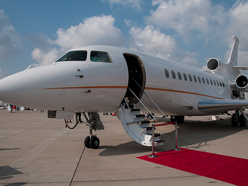 Jet Charter to Chicago